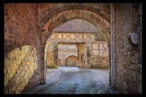 Bob Reynolds - Arches and Sunbeam