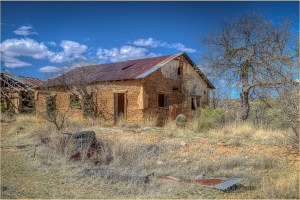 Rich Hassman - Abandoned Mining Town