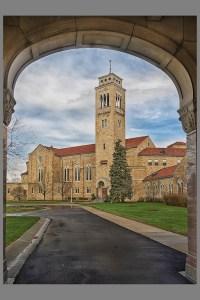 Bob Reynolds - Assisi Chapel