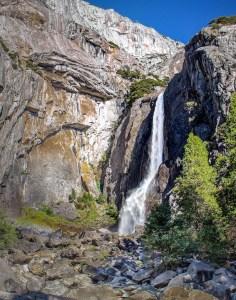 Jan Williams - Yosemite Falls