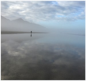 Joanne Barsanti - Solitude on Cannon Beach