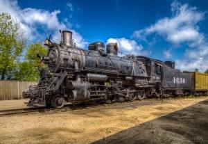 Rich Hassman - Steam Engine 1630