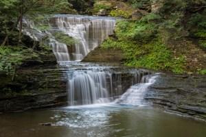 Rebecca Hagberg-Cohen - Buttermilk Falls