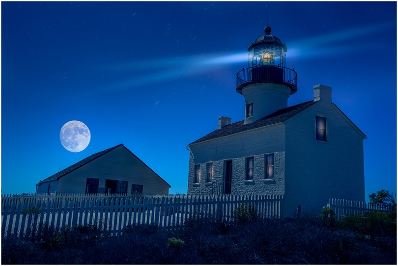 Joanne Barsanti - Point Loma Light House