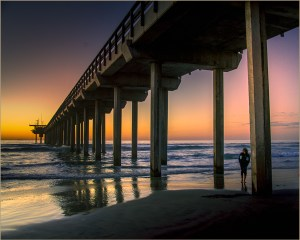 "Joanne Barsanti - ""Under the Pier"""