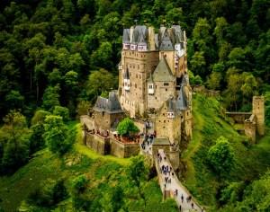 """Mike Garber,""""Burg Eltz Castle"""""""