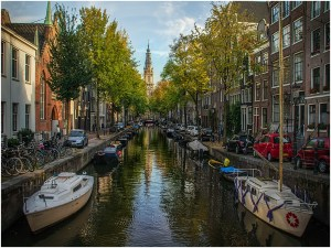"""""""Amsterdam"""" by Larry Arends"""