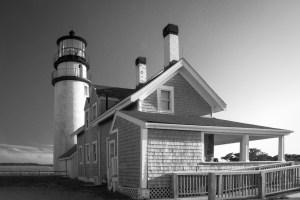 "Mike Garber-""Cape Cod Light"""