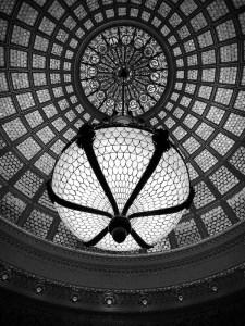"Paula Matzek-""Cultural Center Dome"""