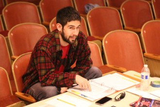 Stage Manager: Matthew Leiwant