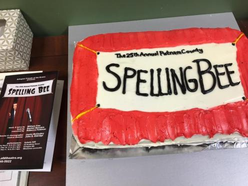 The Great Cake of Bee Opening Night