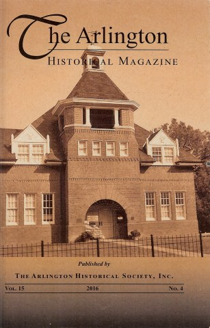 2016 Arlington Historical Magazine