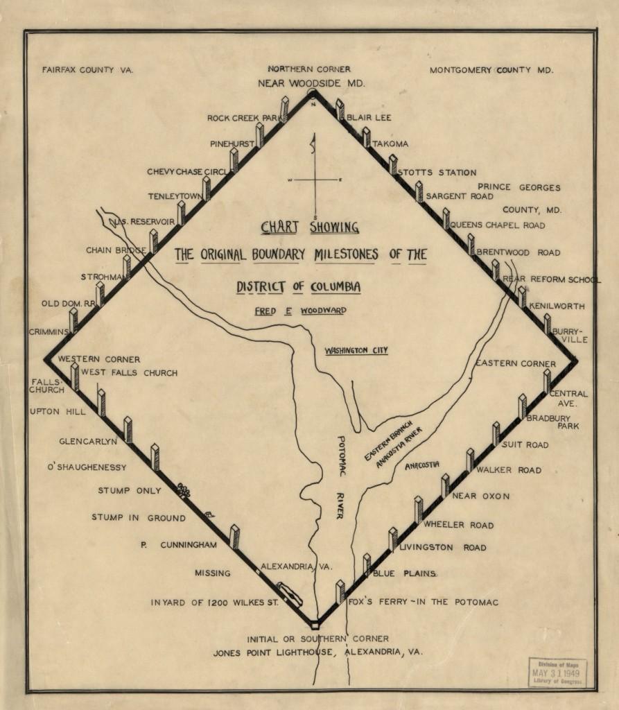 Boundary Stones – Arlington Historical Society