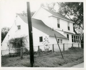 Ball-Sellers House, 1975