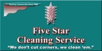 Five Star Cleaning Service