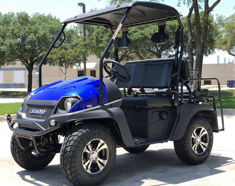 Cazador Golf Cart San Antonio - Idee per la decorazione di interni