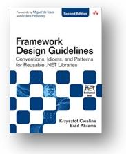 Framework Design Guidelines 2nd Edition