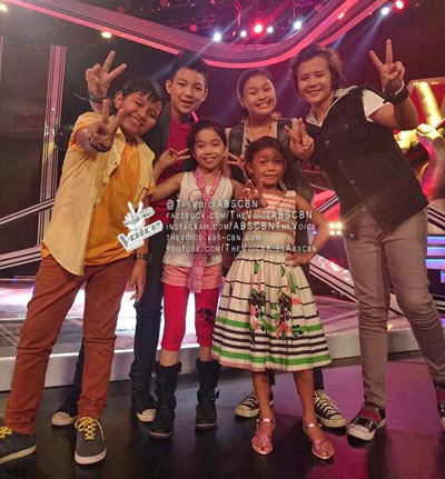 Darlene, Tonton, JK, Edray, Lyca & Darren battle for vocal supremacy in 'The Voice Kids' live semifinals (1/6)