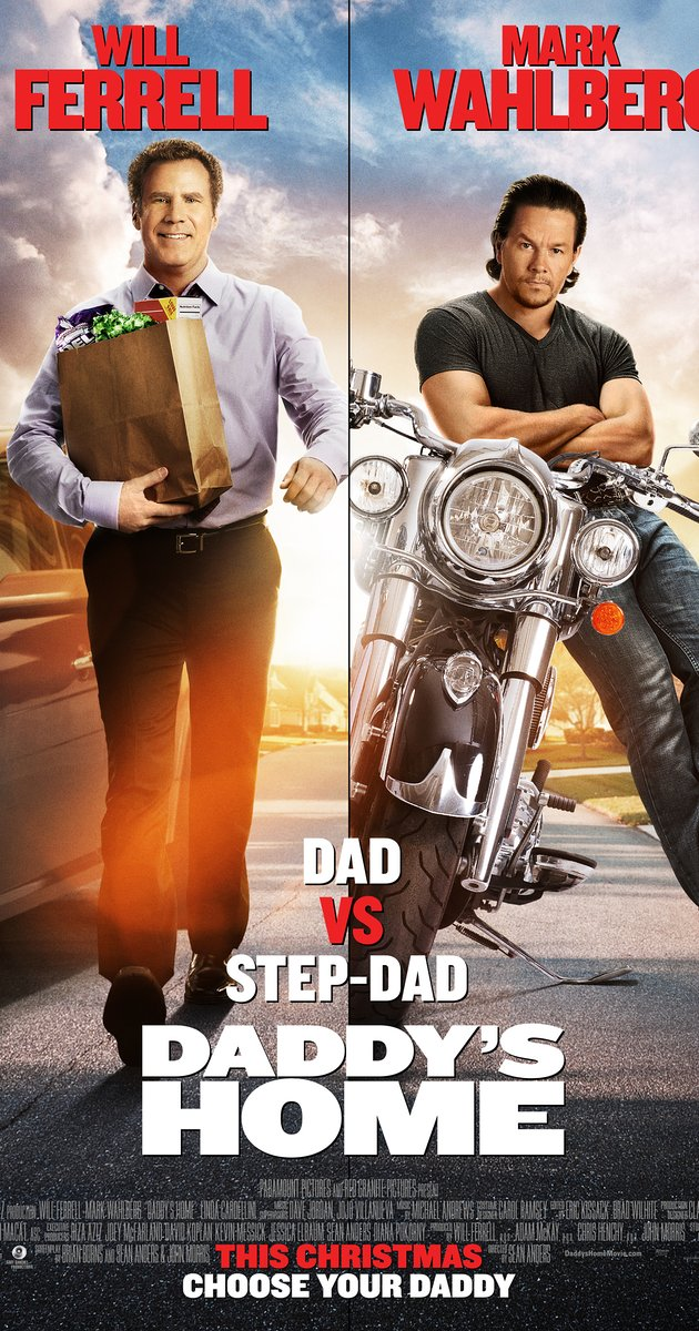 Daddys Home 2 Movie Poster