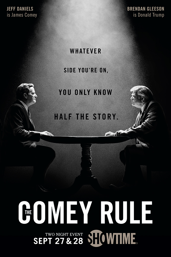 The Comey Rule (2020)