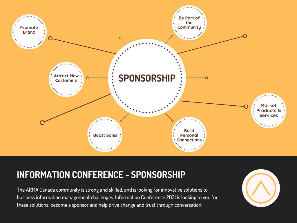 Information Conference Sponsorship