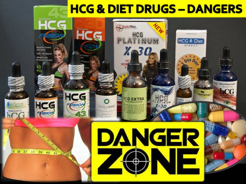 HCG & Weight Loss Prescription Drugs Dangers - Potentially ...