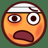 emoji 12275-face-with-head-bandage
