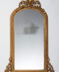 Victorian Regency style mirror