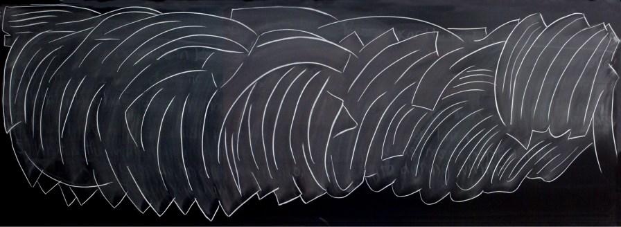 Branlund 001| Photo of Chalk on Slate