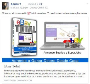 ebay total testimonio 2