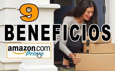 9 Beneficios De Amazon Prime