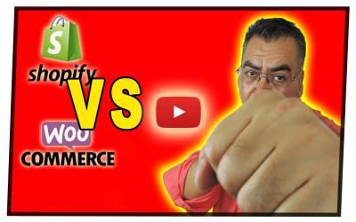 Woocommerce Vs Shopify | Cual es la Mejor Opción
