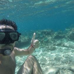 Snorkeling en las playas de El Nido FIlipinas