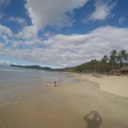 Nacpan Beach Filipinas