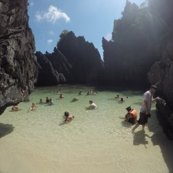 Secret Beach El Nido, FIlipinas - Tour C