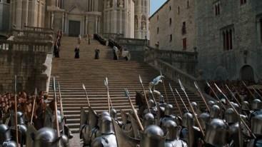 La Catedral como el Gran Septo en la serie
