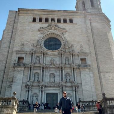 Fachada Catedral de Girona