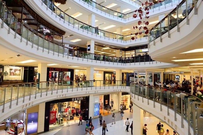 Shoppings, qué hacer en Bangkok