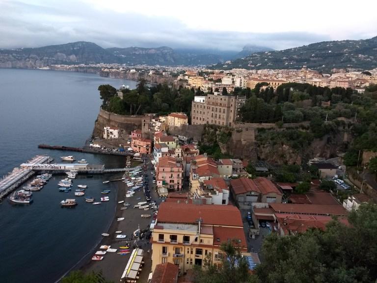 Sorrento, qué visitar en la Costa Amalfitana