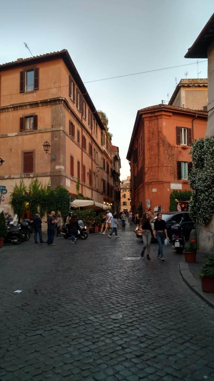 Calles de Trastevere, qué ver en Roma