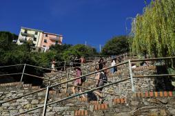 escalinata corniglia