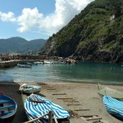 Puerto de Vernazza, qué ver en Cinque Terre