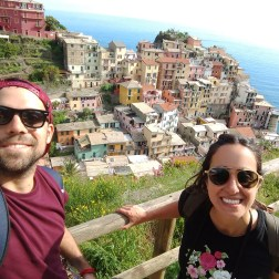 Por los Senderos de Cinque Terre