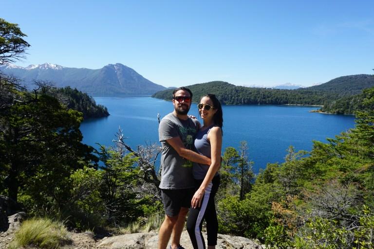 Mirador Brazo Tristeza, lugares para visitar en Bariloche en verano