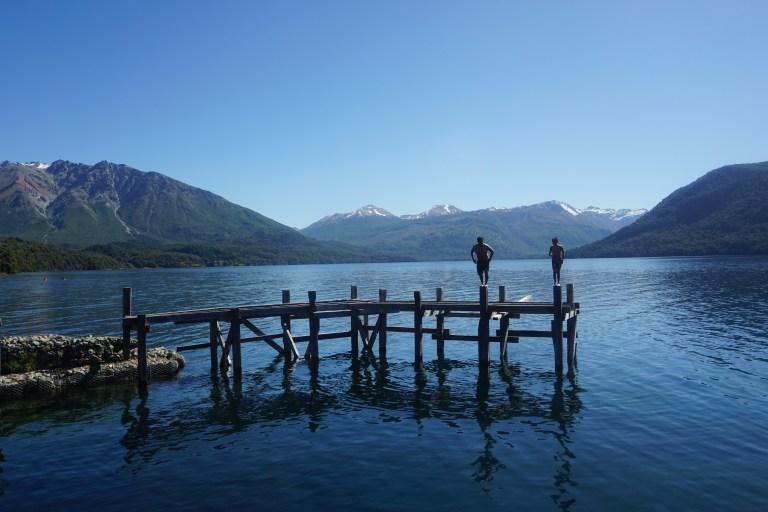 Lago Mascardi, lugares para visitar en Bariloche en verano