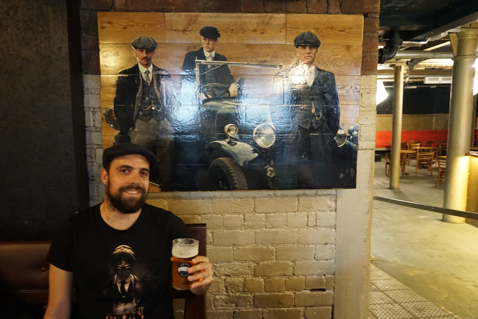Bar de Peaky blinders en Liverpool