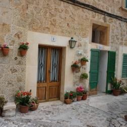 Valldemossa y sus casas encantadoras