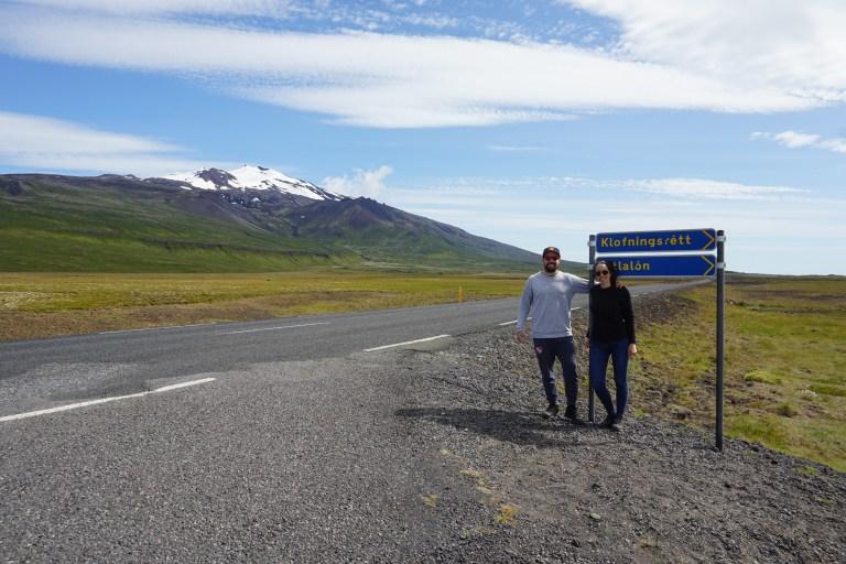 Volcán Snæfellsjökull