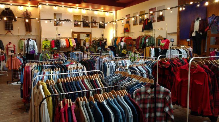 Tiendas Vintage en Brick Lane