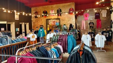Tiendas Vintage, un clásico de Brick Lane